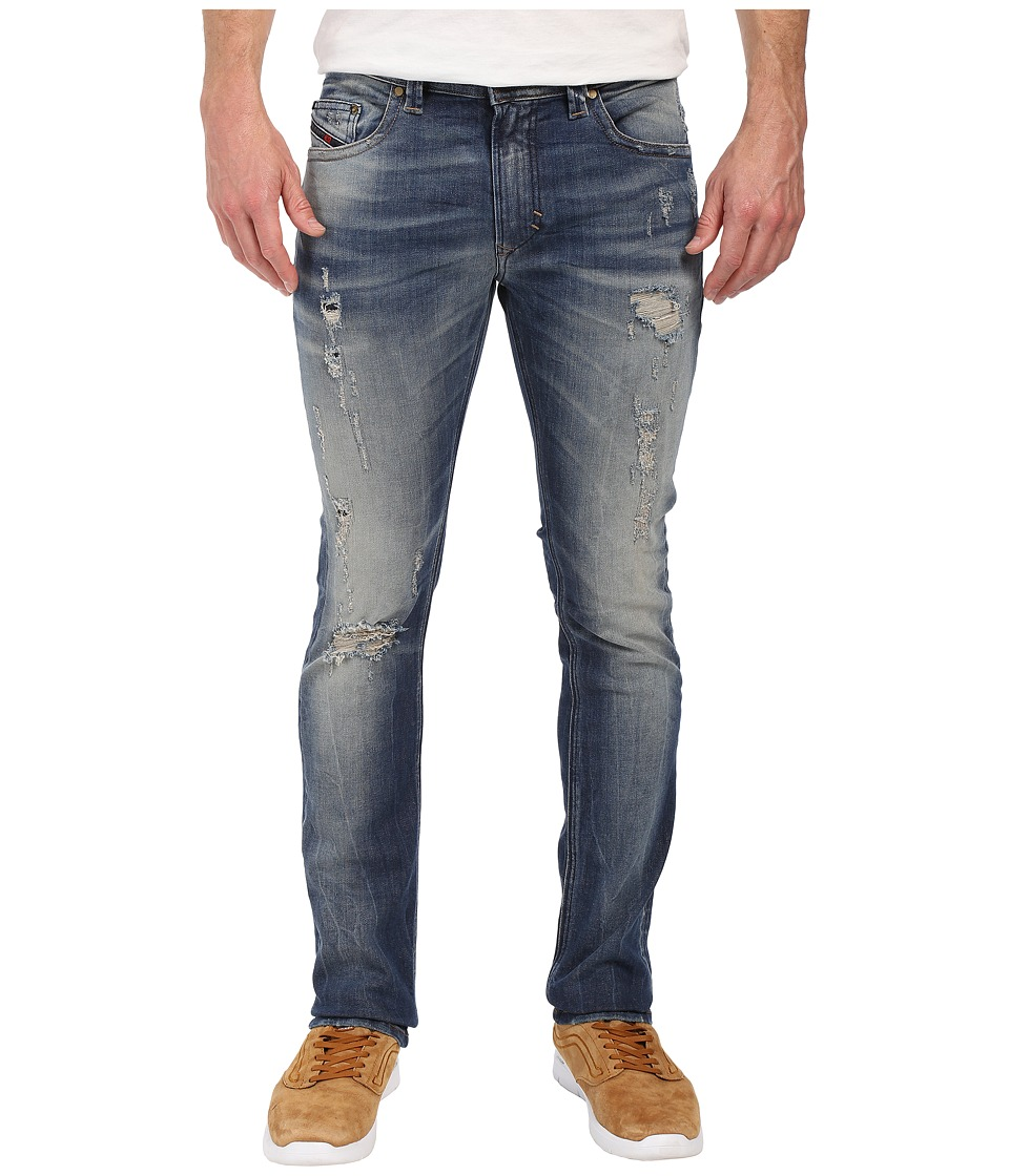 Diesel - Thavar Trousers 850R (Denim) Men's Jeans
