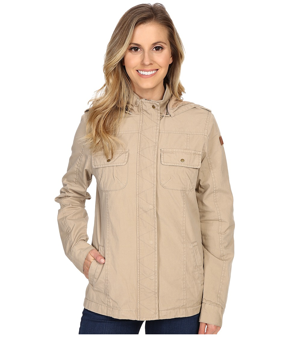 United By Blue - Day Coat (Tan) Women's Coat