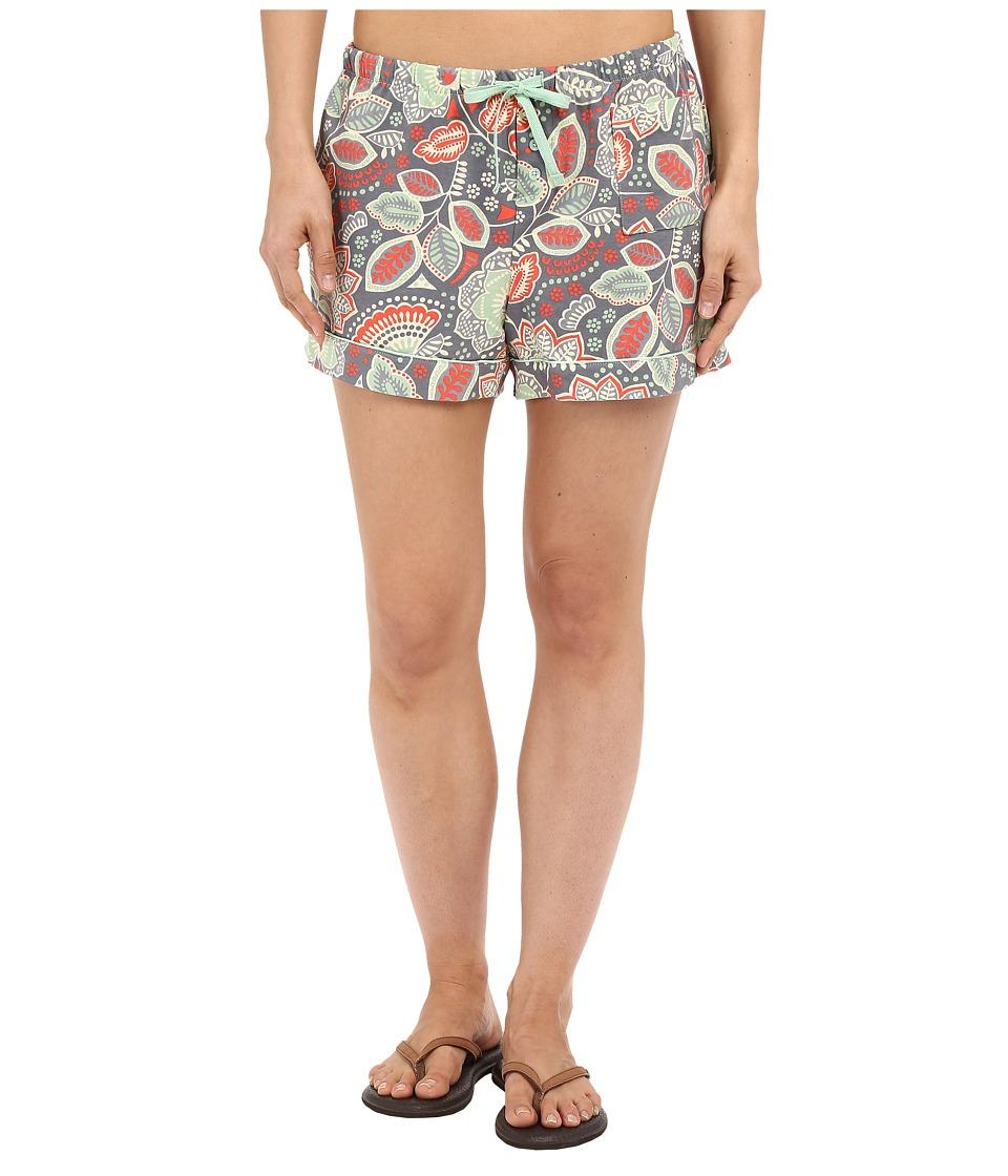 Vera Bradley - Pajama Shorts (Nomadic Floral) Women