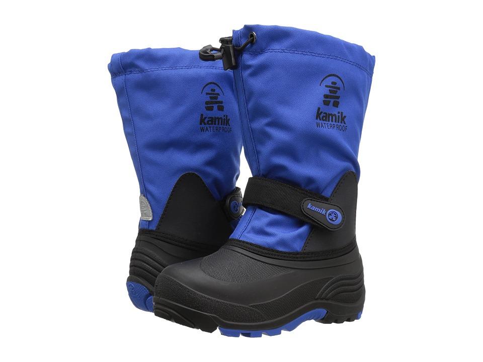 Kamik Kids - Waterbug (Toddler/Little Kid/Big Kid) (Blue) Kids Shoes