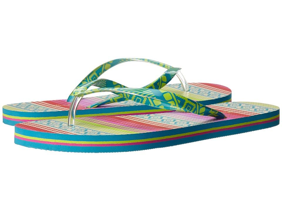 Vera Bradley - Flip Flops (Serape Paradise) Women's Slippers