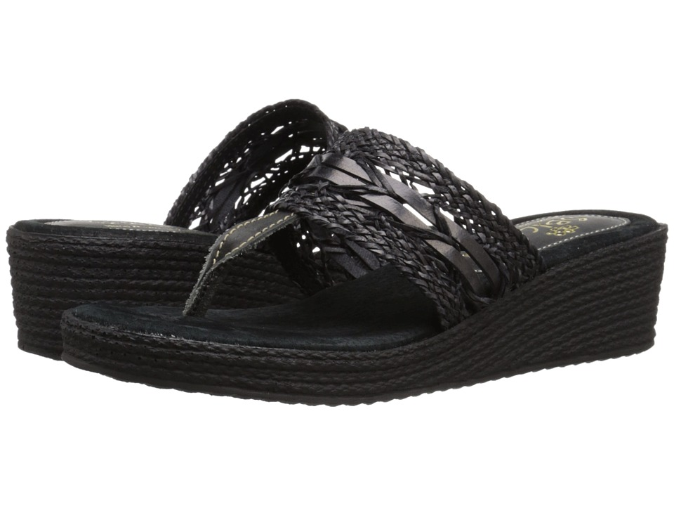 Sbicca - Claudina (Black) Women