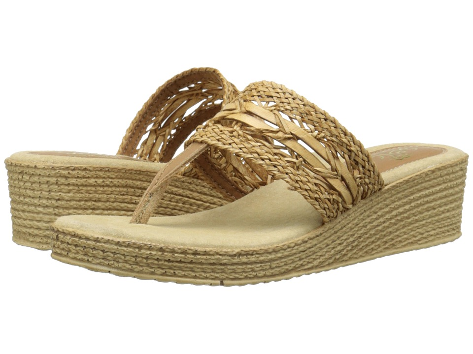 Sbicca - Claudina (Natural) Women's Sandals