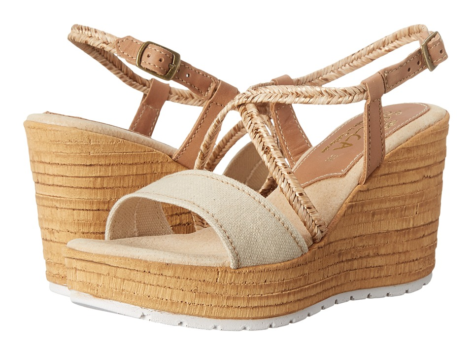 Sbicca - Alonza (Natural) Women's Sandals