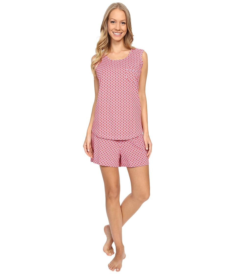 Vera Bradley - Summer Pajamas (Petite Paradise) Women's Pajama Sets