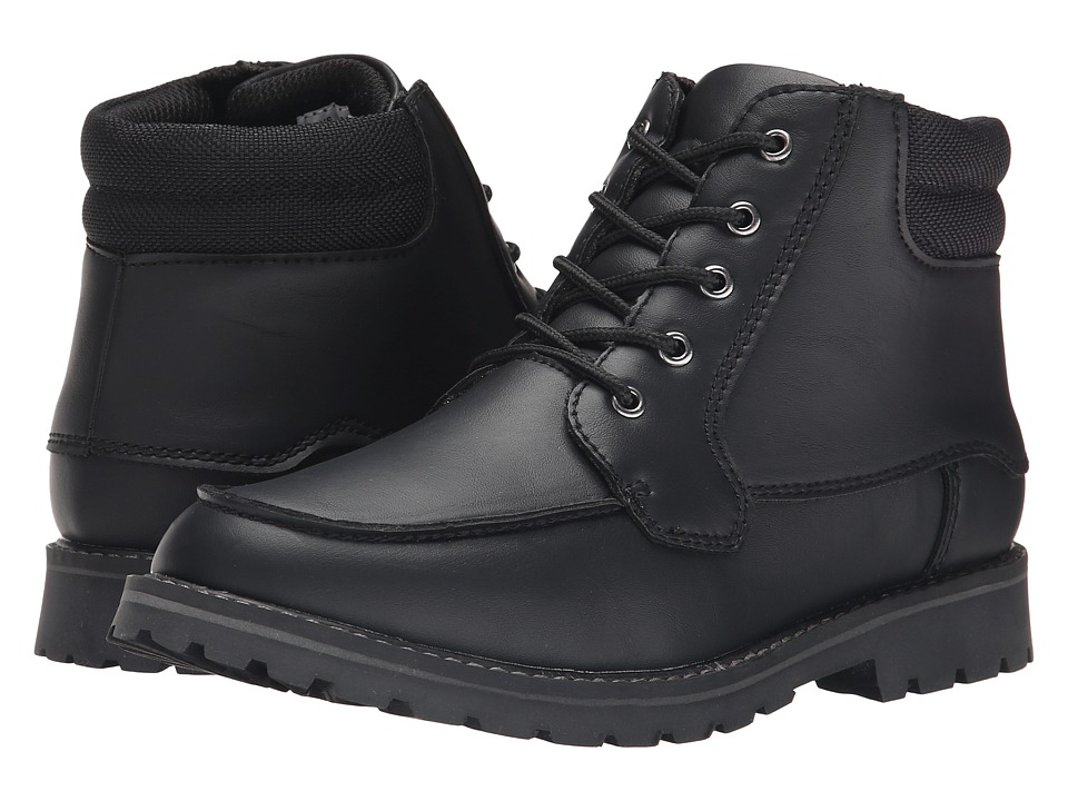 Stacy Adams Kids - Passage (Little Kid/Big Kid) (Black) Boys Shoes