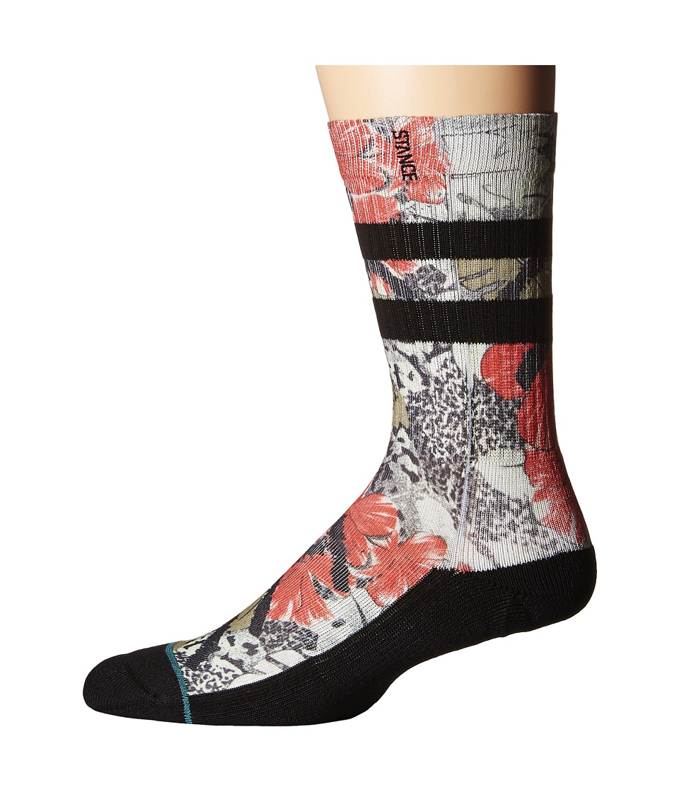 Stance - Island Lyfe (Multi) Men's Crew Cut Socks Shoes