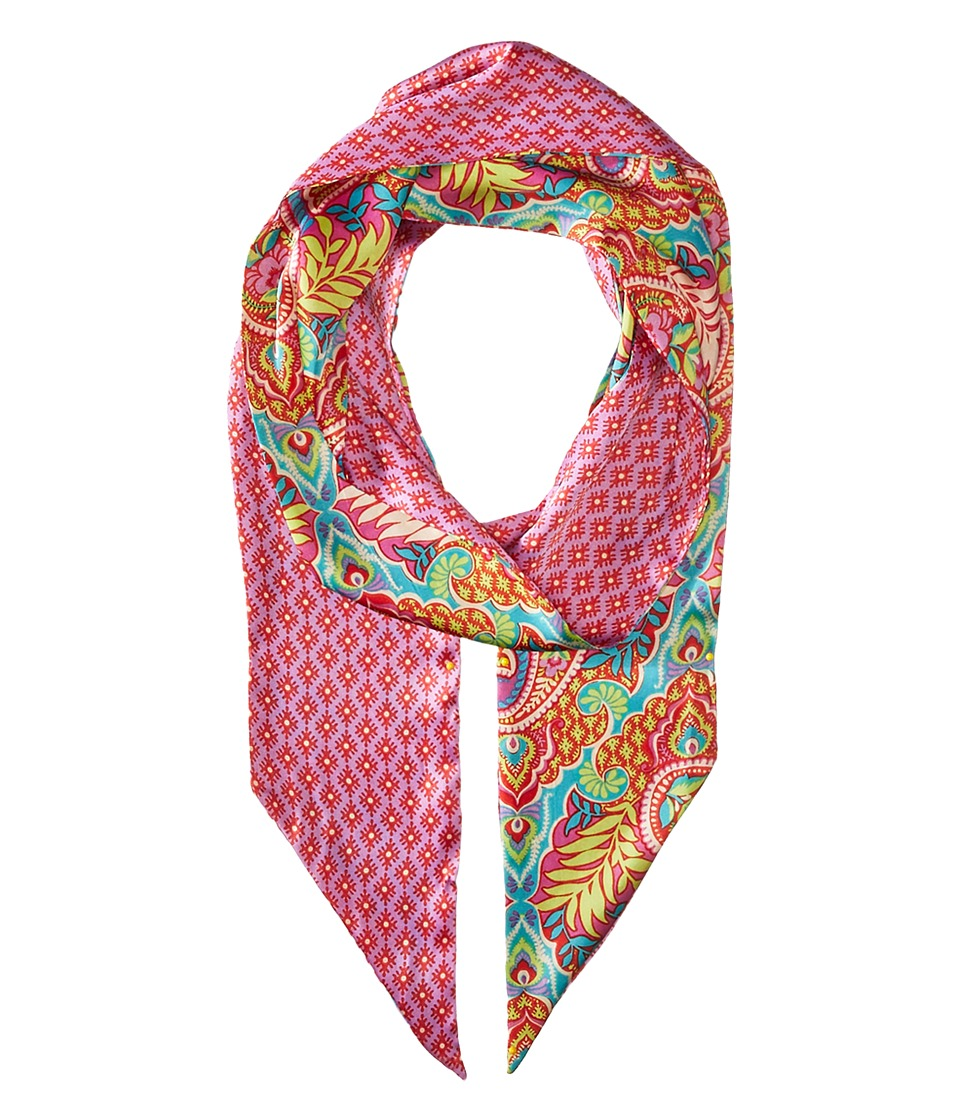 Vera Bradley - Oblong Scarf (Paisley in Paradise) Scarves