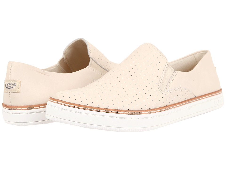 UGG - Keile Perf (Freshwater Pearl) Women's Slip on Shoes