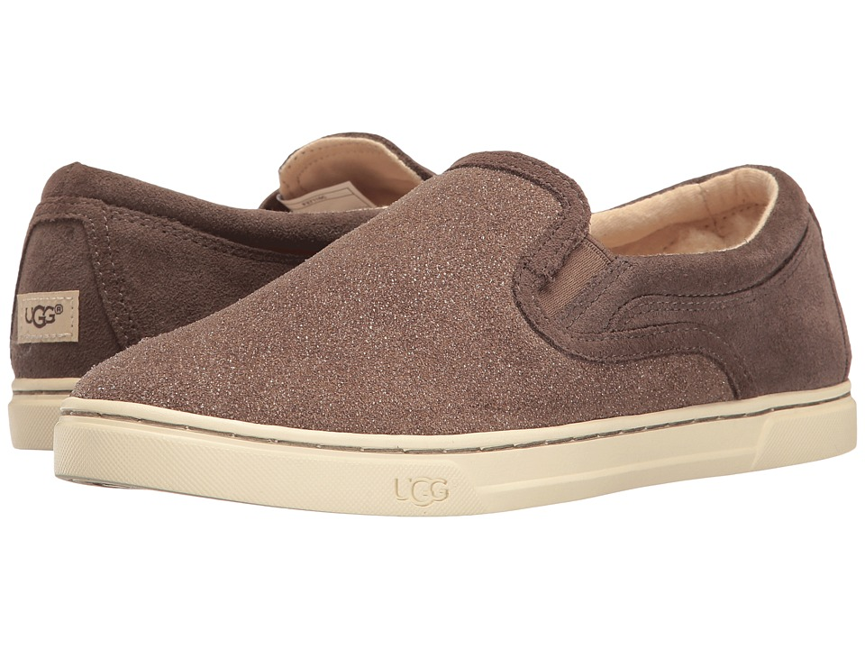 UGG - Fierce Serein (Stormy Grey) Women's Slip on Shoes