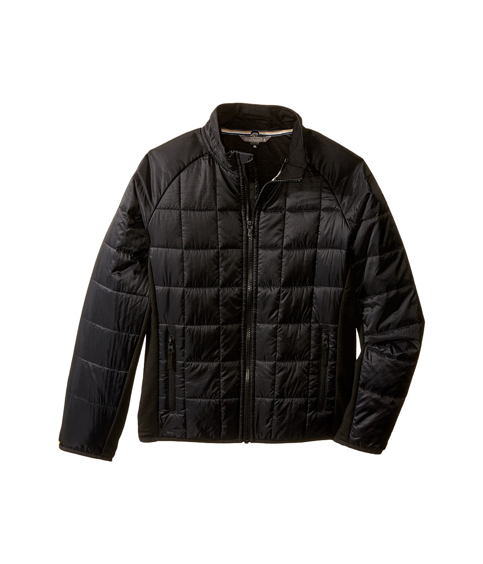 Smartwool - SmartLoft Double Corbet 120 Jacket (Little Kids/Big Kids) (Black) Men's Coat