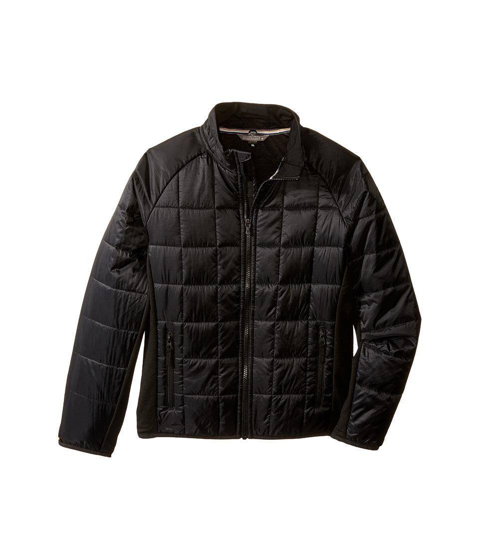 Smartwool - SmartLoft Double Corbet 120 Jacket (Little Kids/Big Kids) (Black) Men's Coat