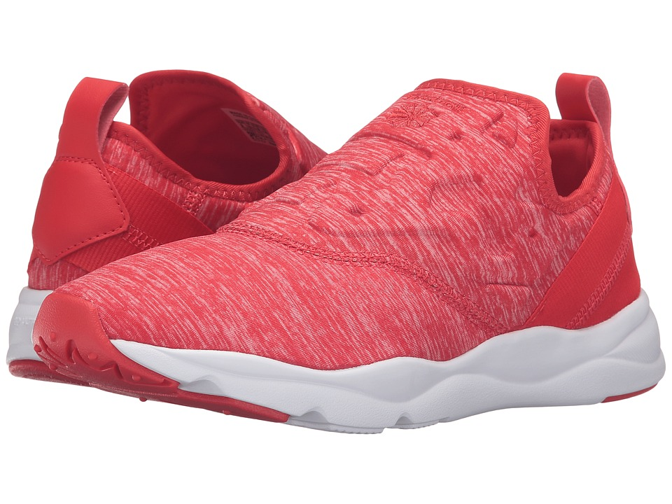 Reebok Lifestyle Furylite Slip-On Jersey (Riot Red/White) Women