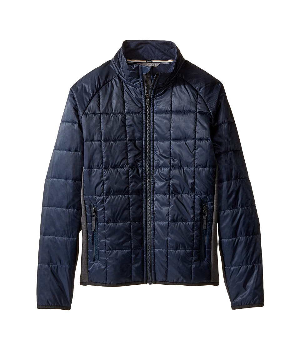 Smartwool - SmartLoft Double Corbet 120 Jacket (Little Kids/Big Kids) (Deep Navy) Men's Coat