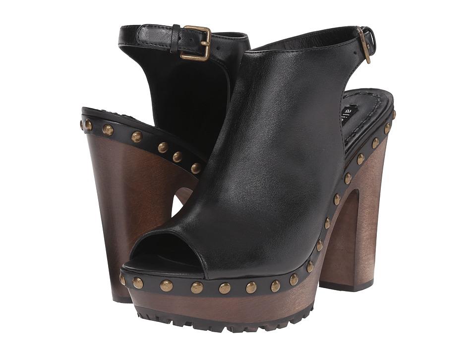 Alice + Olivia - Sharon (Black Nappa) Women's Shoes