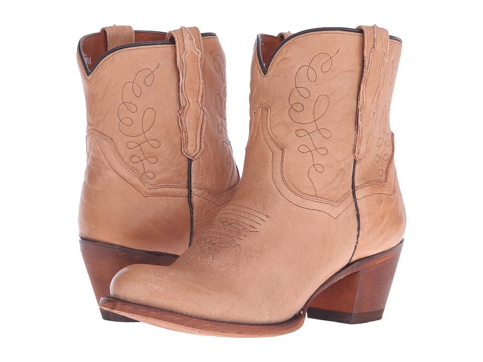 Dan Post - Krackle (Tan) Cowboy Boots