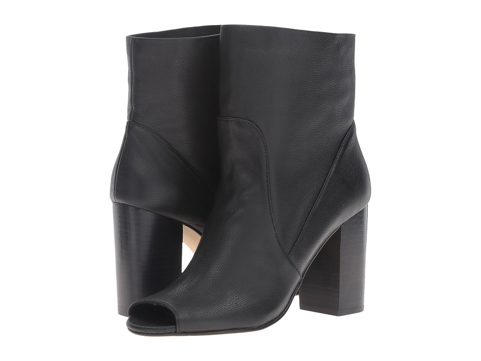 Chinese Laundry - Talk Show (Black Leather) Women's Pull-on Boots
