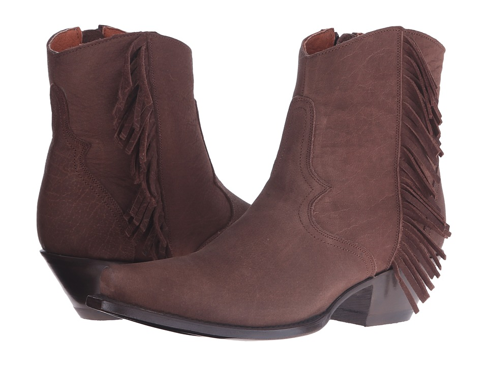 Dan Post - Cha-Cha (Brown) Women's Pull-on Boots
