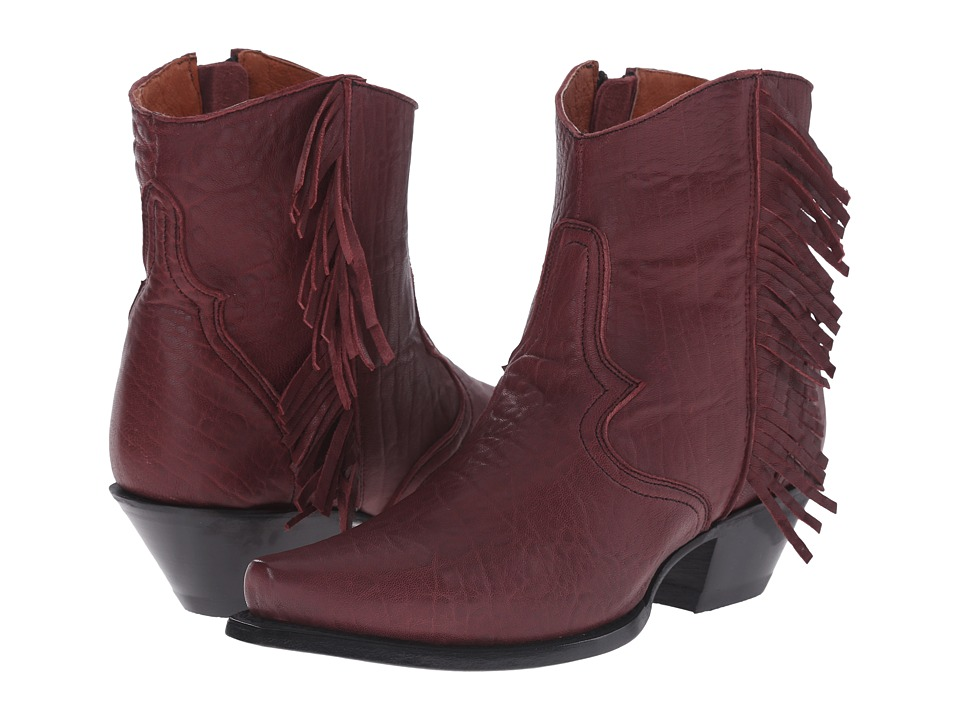 Dan Post - Cha-Cha (Dark Violet) Women's Pull-on Boots
