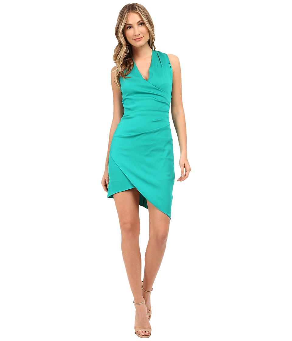 Nicole Miller - Stefanie Dress (Paradise Green) Women's Dress