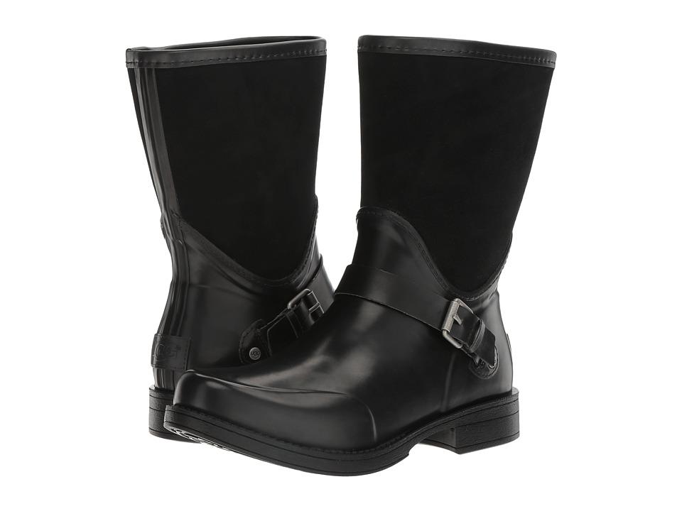 UGG - Sivada (Black) Women's Boots