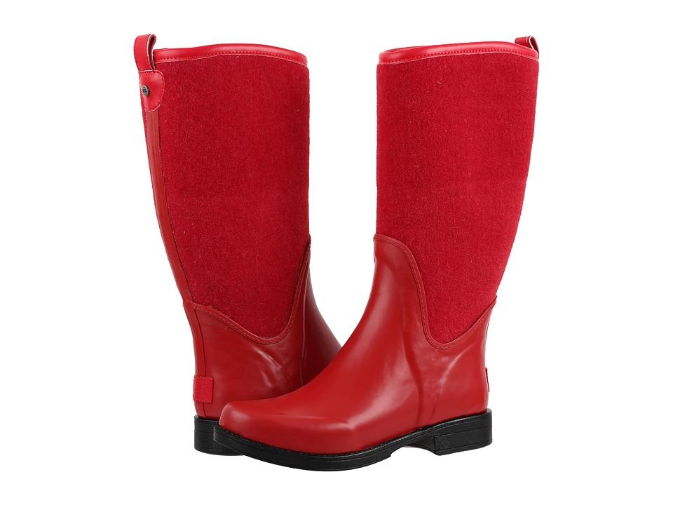 UGG - Reignfall (Lipstick Red) Women's Boots