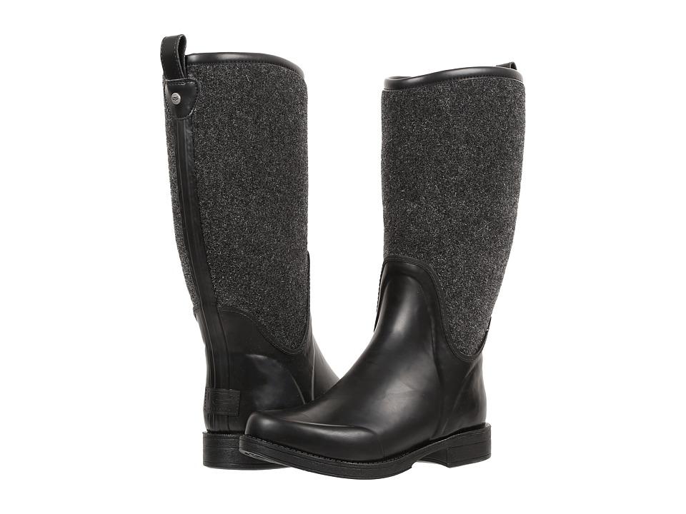 UGG - Reignfall (Black) Women's Boots