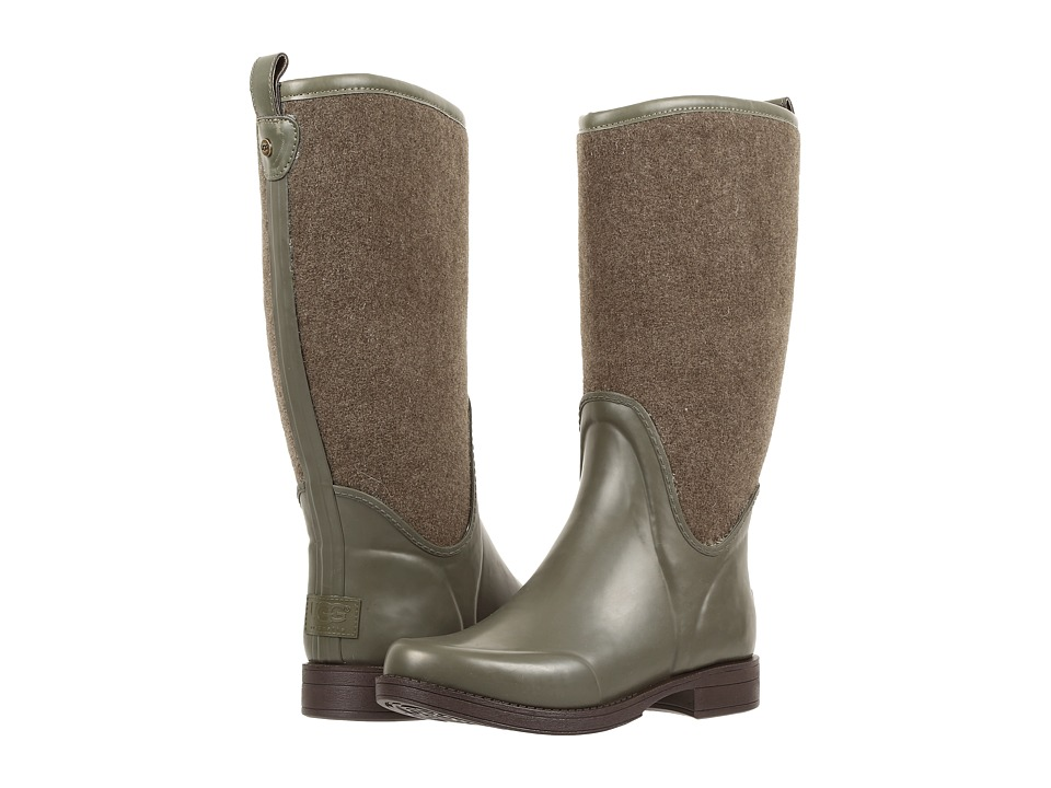 UGG - Reignfall (Burnt Olive) Women's Boots