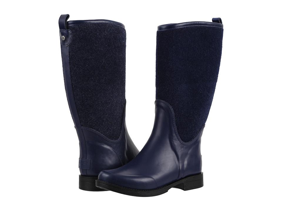 UGG - Reignfall (Navy) Women's Boots