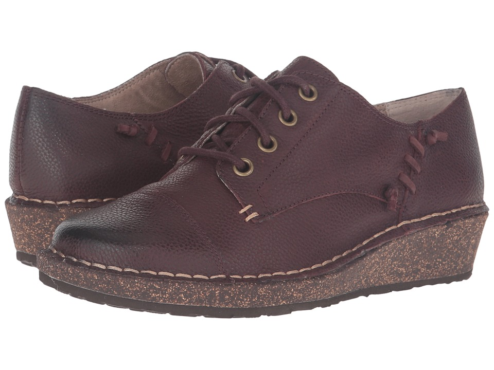 Aetrex Sundance Riley (Bordeaux) Women