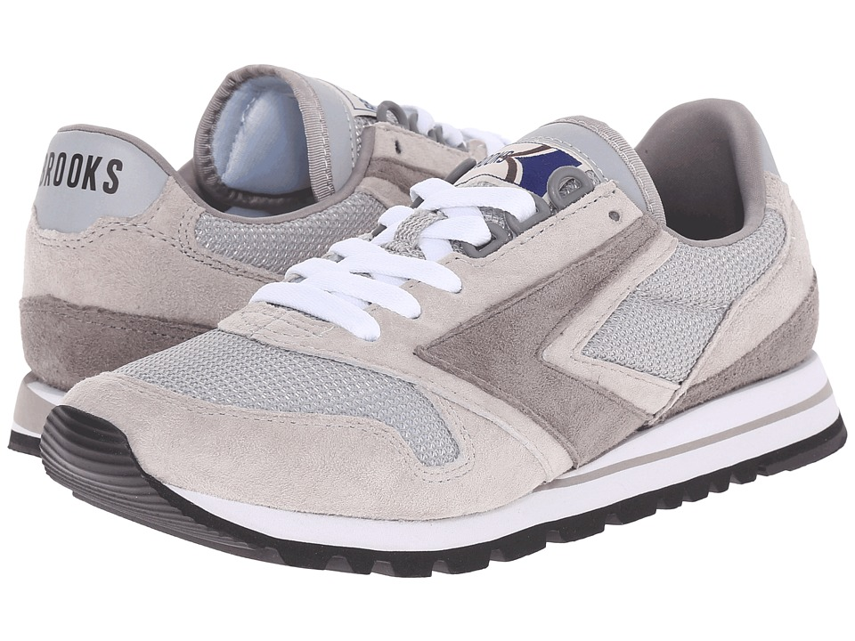 Brooks Heritage - Chariot (Athletic Grey/White) Women's Running Shoes