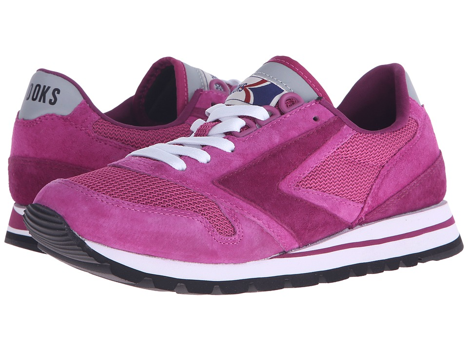 Brooks Heritage - Chariot (Fuchsia) Women's Running Shoes