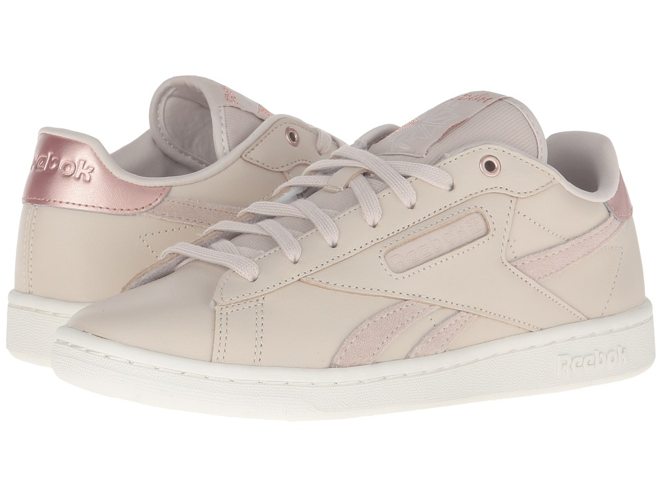 Reebok Lifestyle - NPC UK Metallic (Stucco/Chalk/Rose Gold) Women's Shoes