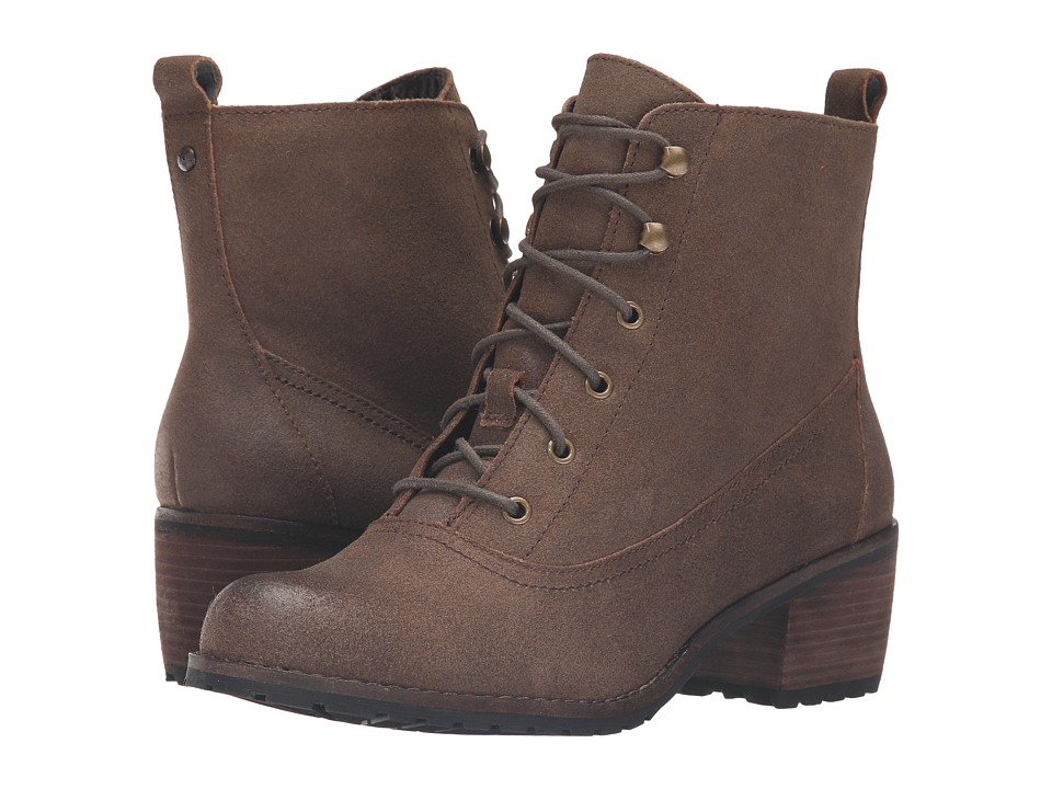 Aetrex - Essence Skyler (Barley) Women's Lace-up Boots