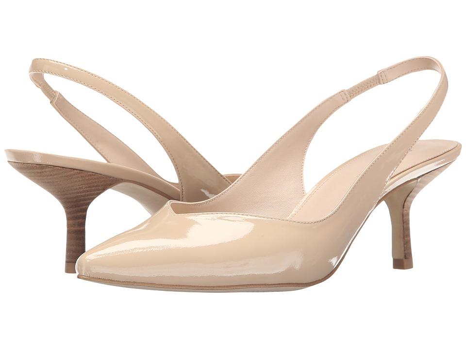 Pelle Moda - Oasis (Black Patent) High Heels