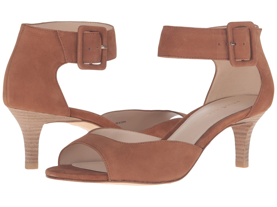 Pelle Moda - Berlin (Luggage Nubuck) High Heels