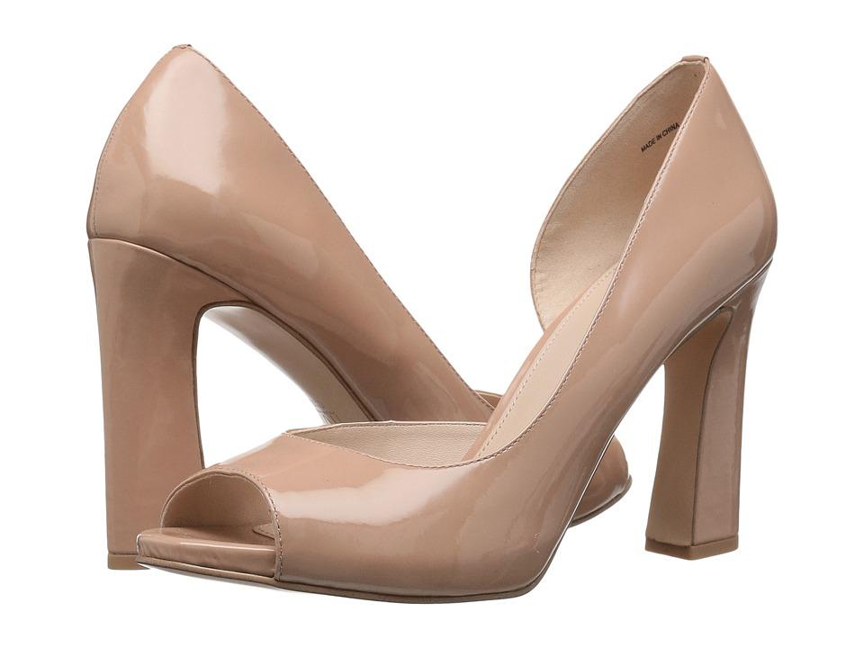 Pelle Moda - Nolan (Blush Patent) High Heels