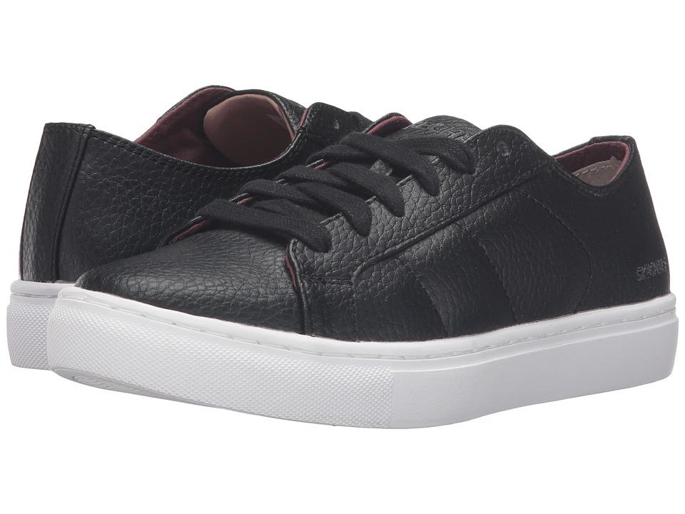 SKECHERS KIDS - Integro - Venice 93848L (Little Kid/Big Kid) (Black) Boy's Shoes
