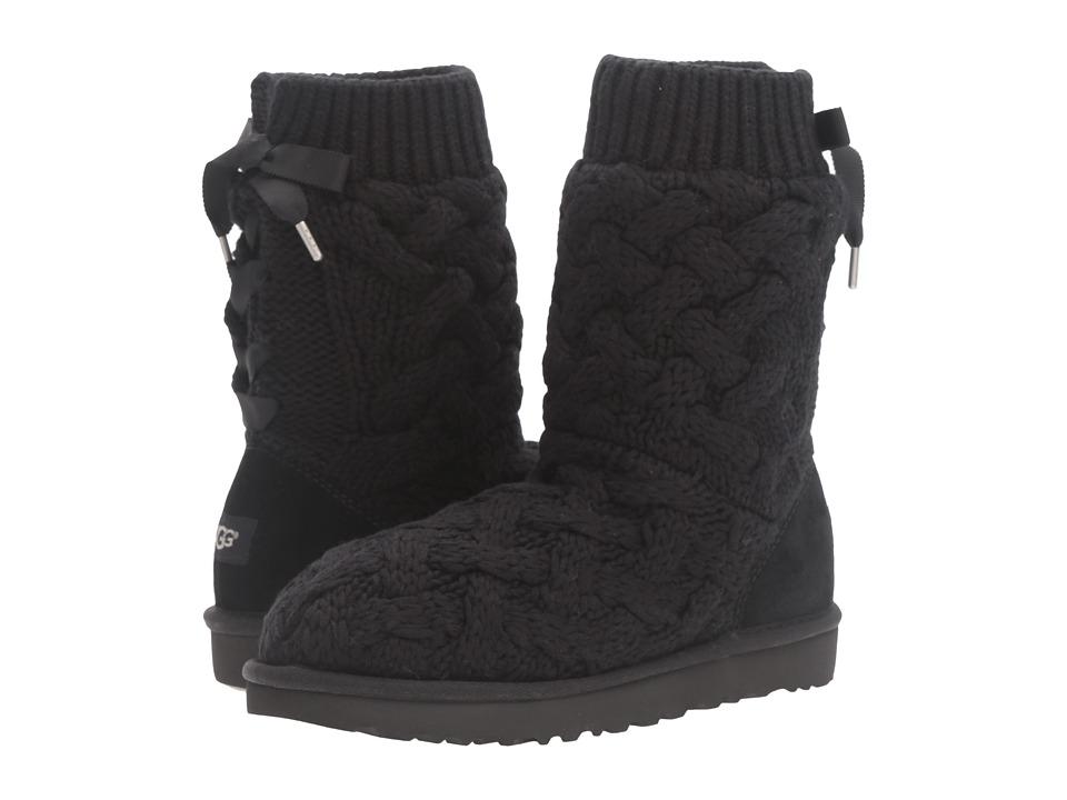 UGG - Isla (Black) Women's Boots