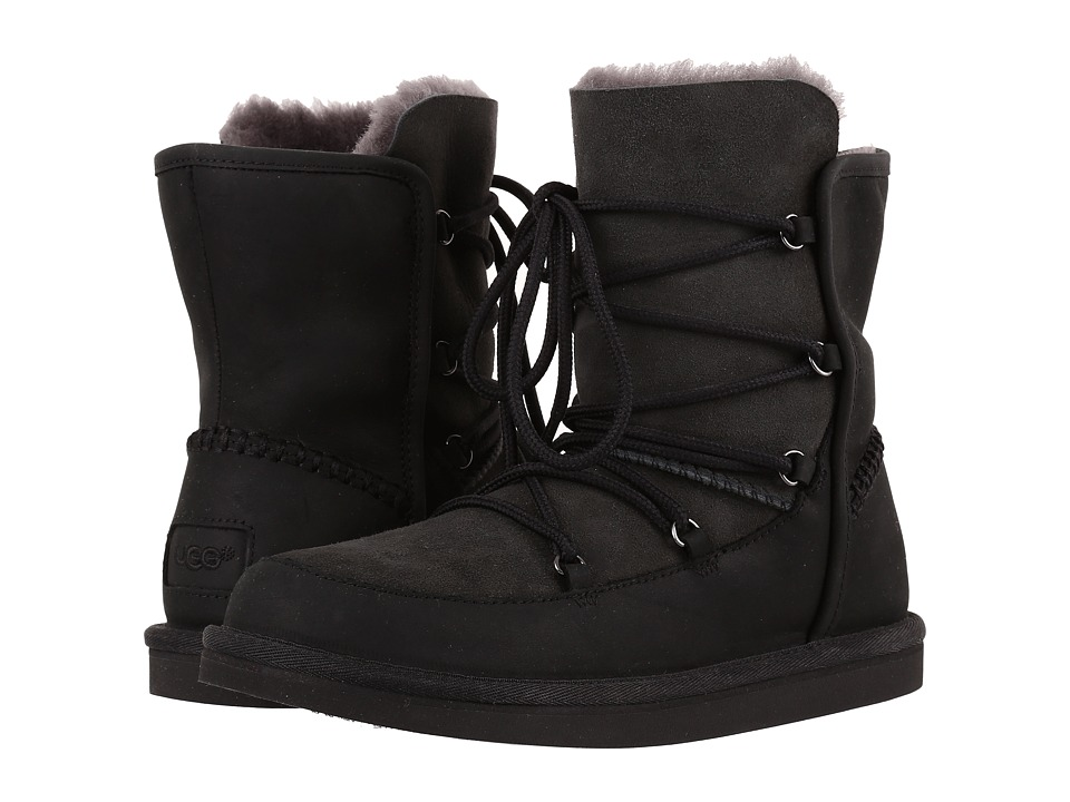 UGG - Lodge (Black) Women's Boots