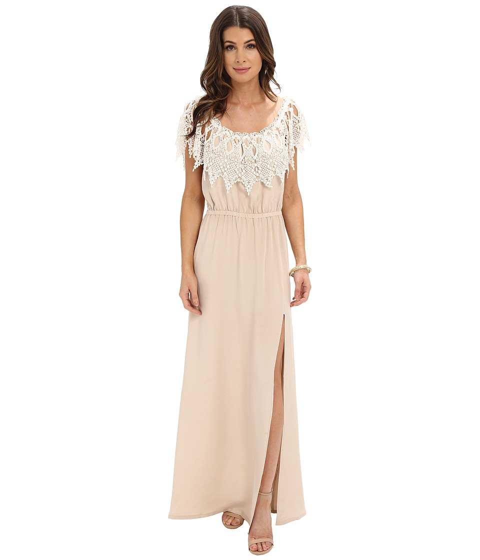 Stone Cold Fox - Penelope Gown (Nude) Women's Dress