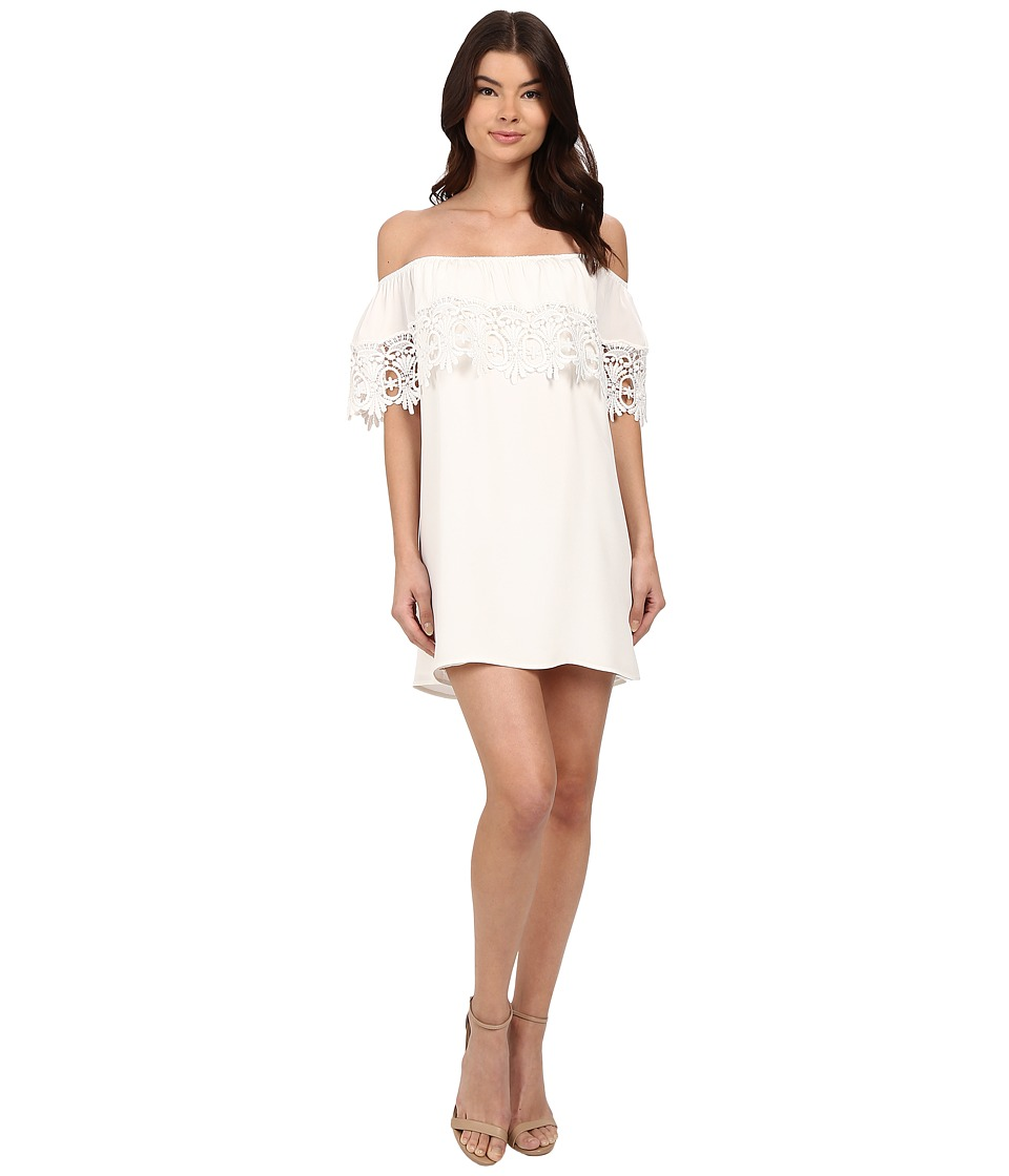 Stone Cold Fox - Bonita Dress (White) Women's Dress