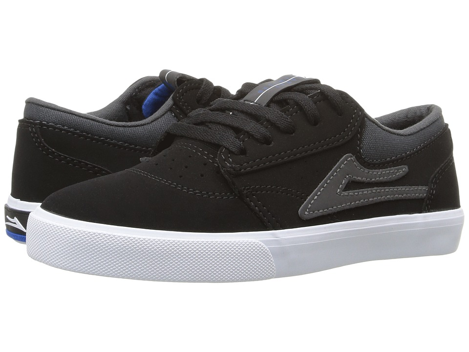 Lakai Griffin (Little Kid/Big Kid) (Black Synthetic) Men