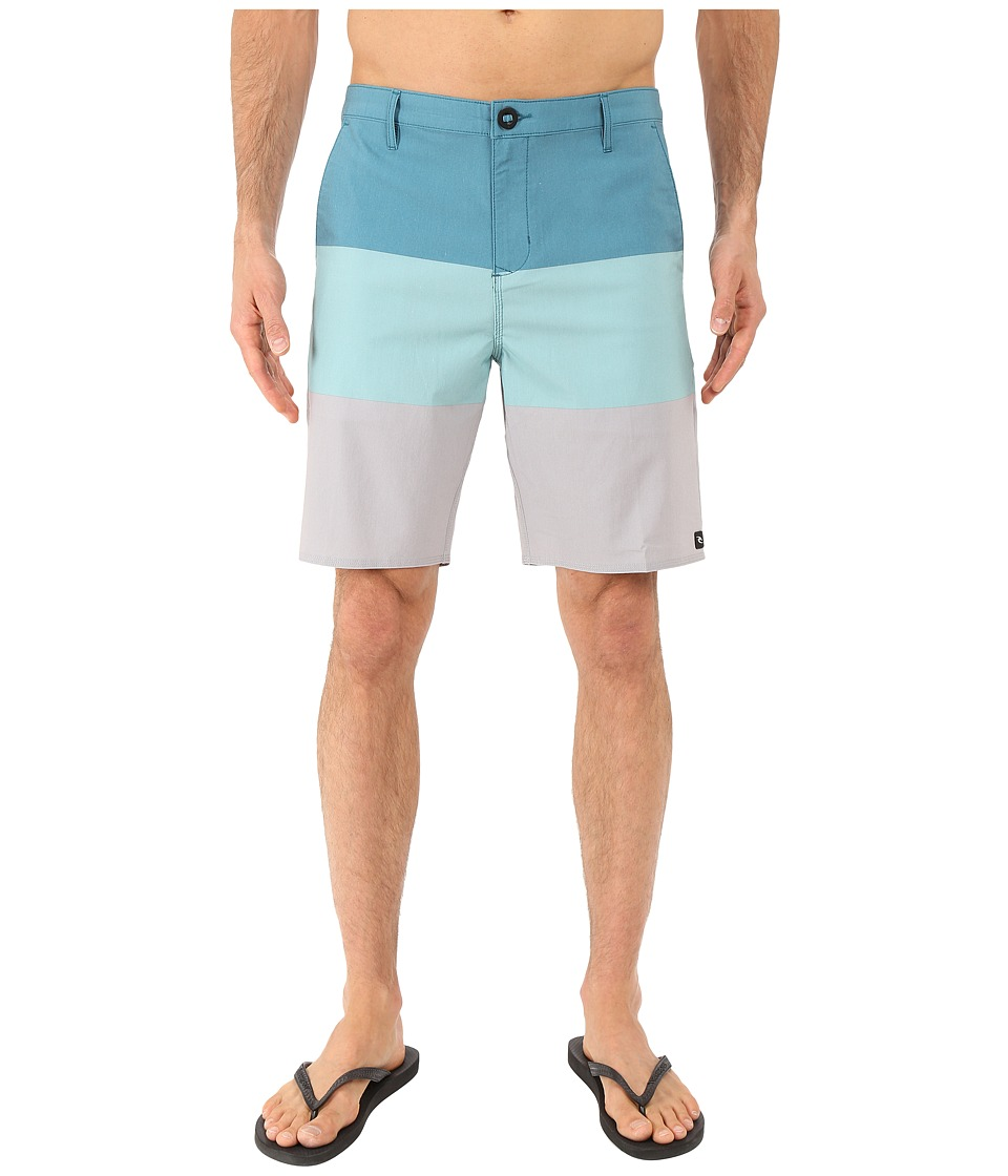 Rip Curl - Trilogy 19 Boardwalk (Mint) Men's Shorts