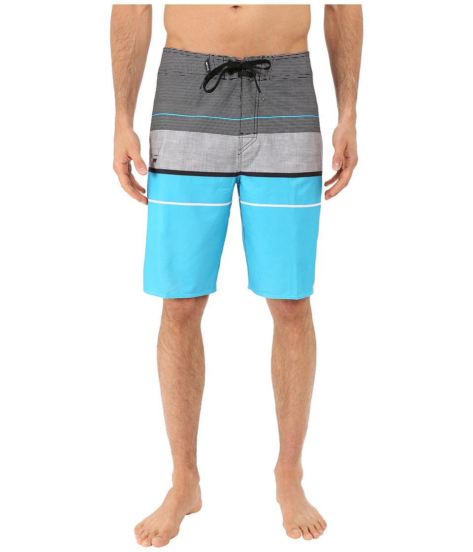 Rip Curl - Mirage MF Focus Boardshorts (Blue) Men's Swimwear