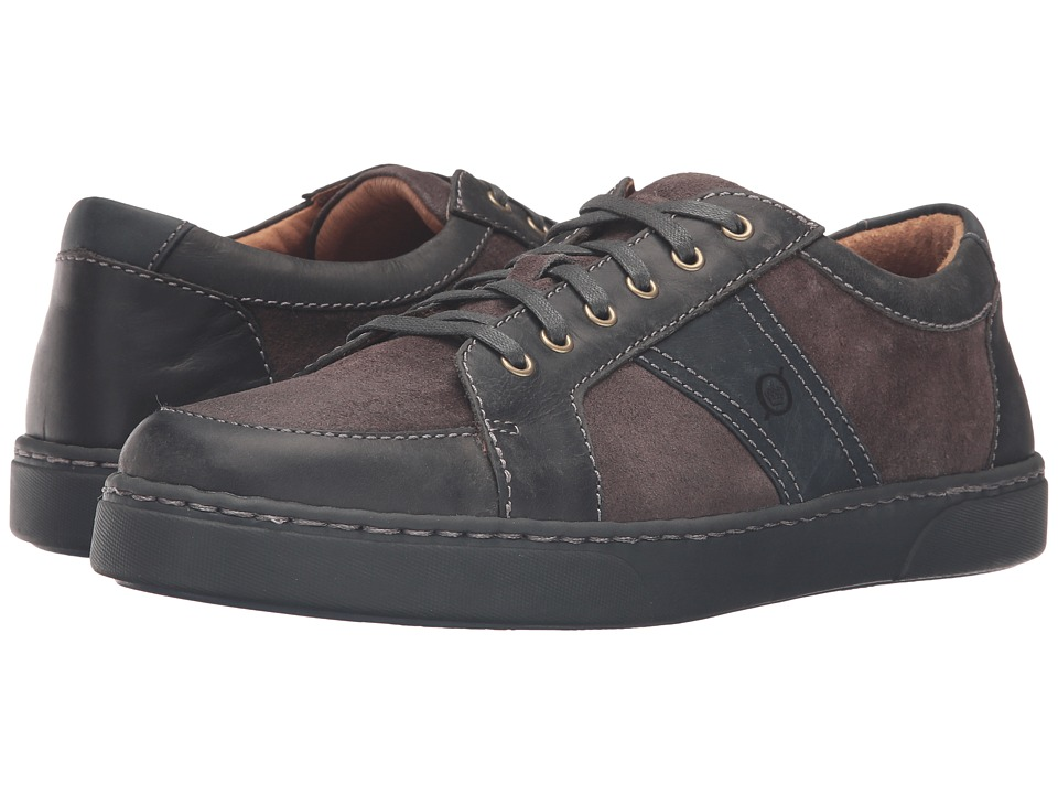 Born - Baum (Peltro/Carbone/Seaglass) Men's Lace up casual Shoes