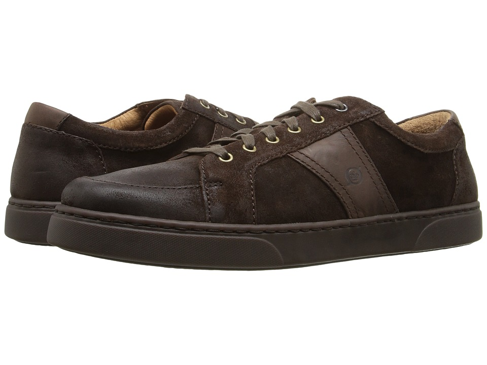 Born - Baum (Castagno/Boardwalk) Men's Lace up casual Shoes