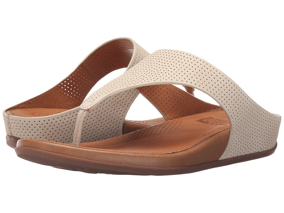FitFlop - Banda Perf (Urban White) Women's Sandals