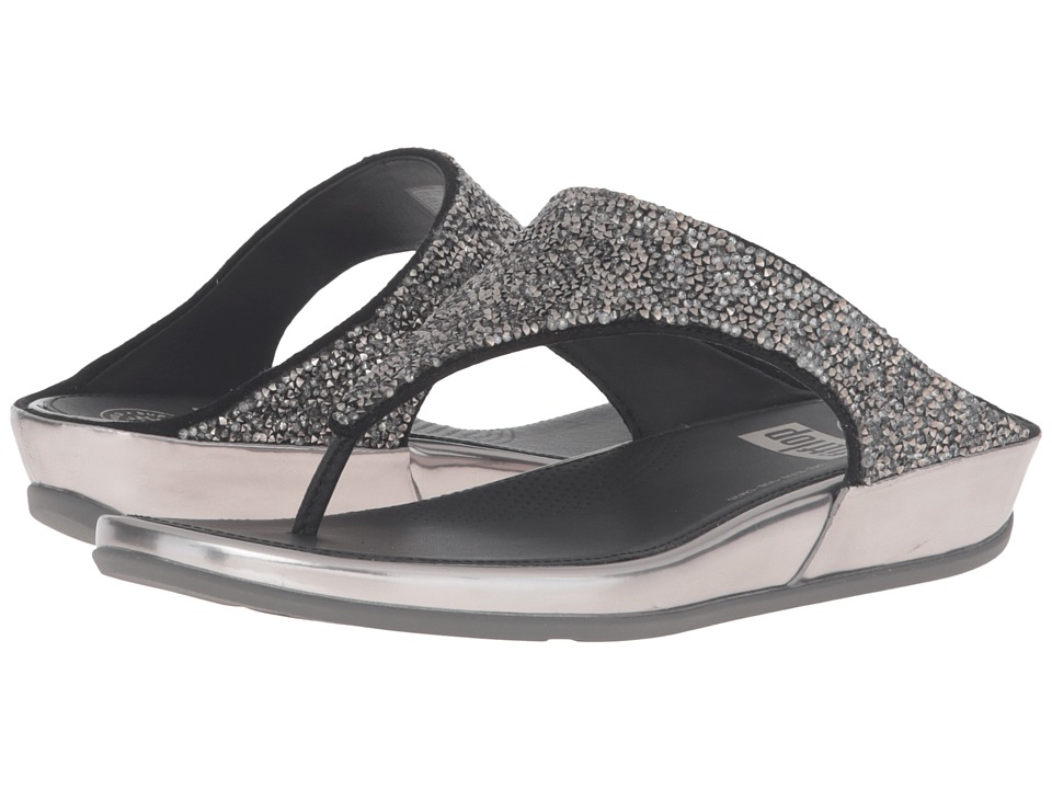 FitFlop Banda Roxy (Pewter1) Women