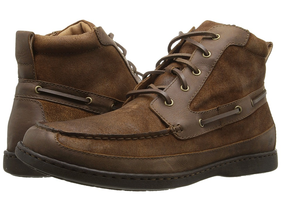 Born - Murray (Bark/Brown Sugar) Men's Lace up casual Shoes